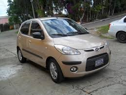 Hyundai i10 2013, Manual