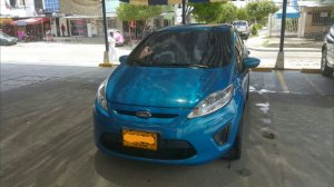 Ford Fiesta 2013, Manual, 1,6 litres