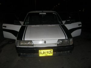 Renault Espace 1985, Manual, 1,4 litres