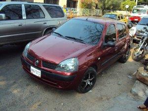 Renault Clio 2008, Manual