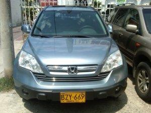 Honda CR-V 2007, Automática, 2,4 litres