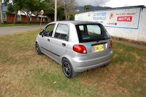 Chevrolet Spark 2005, Manual, 1 litres