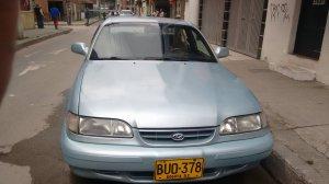 Hyundai Sonata 1995, Automática, 3 litres