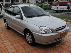Kia Rio 2010, Manual, 1,5 litres