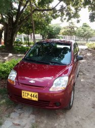 Chevrolet Spark 2009, Manual, 1,5 litres