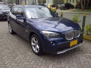 BMW X3 2010, Automática