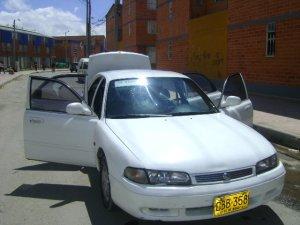 Mazda 626 1993, Manual, 2.9 litres