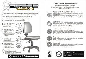 Mantenimiento y reparacion sillas de oficina - Bogotá - avisos y ...