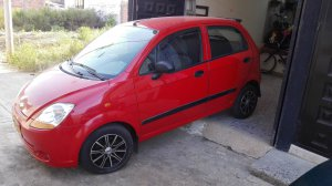 Chevrolet Spark 2010, Manual, 1 litres