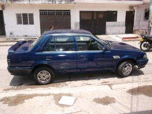 Mazda 323 1990, Manual