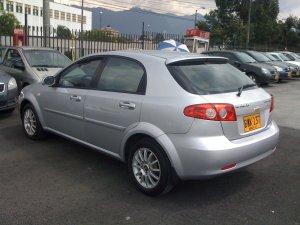 Chevrolet Optra 2007, Automática, 1,8 litres