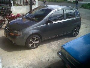 Chevrolet Aveo 2008, Manual, 1,6 litres