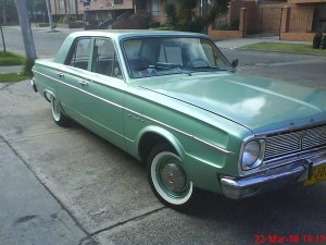 Dodge Aries 1966, Manual, 2.8 litres