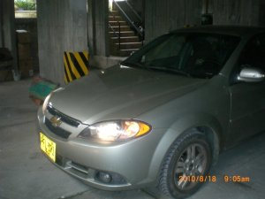 Chevrolet Optra 2009, Manual, 1,6 litres
