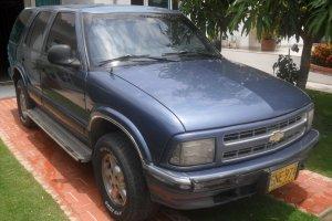 Chevrolet Blazer 1995, Automática