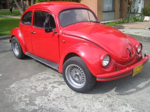 Volkswagen New Beetle 1953, Manual