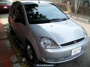 Ford Fiesta 2006, Manual, 1,6 litres