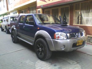 Nissan Frontier 2006, Manual