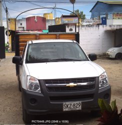 Chevrolet Express 2012, Manual, 2,5 litres