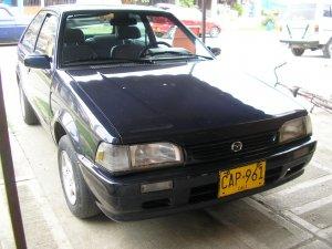 Mazda 323 1991, Manual, 1,3 litres