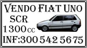 Fiat Uno 1994, Manual, 2,3 litres