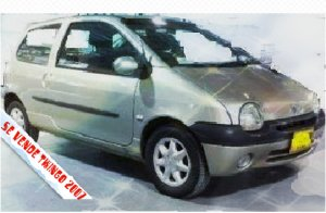 Renault Twingo 2007, Manual