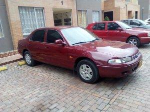Mazda 626 1994, Automática, 2 litres