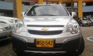 Chevrolet Blazer 2012, Automática, 2,4 litres