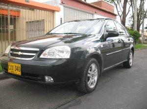 Chevrolet Optra 2008, Manual, 1,6 litres