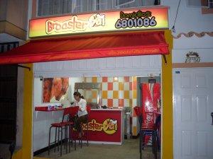 Vendo maquina y enseres para restaurante de pollo a la for Freidoras bogota