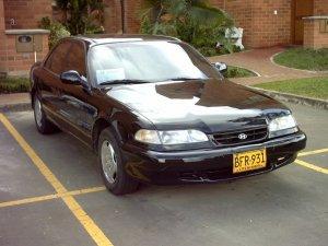 Hyundai Sonata 1994, Manual, 2 litres