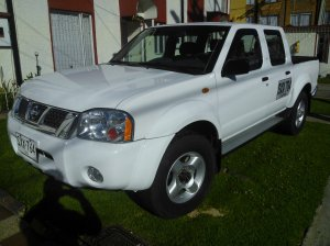 Nissan Frontier 2011, Manual, 3 litres
