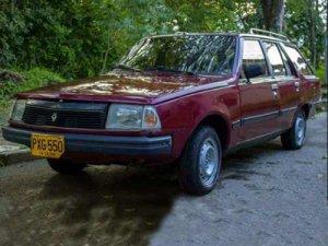 Renault 19 1986, Manual, 2 litres
