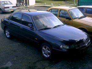 Mazda 626 1997, Automática, 2 litres