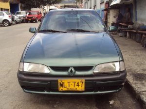 Renault 19 1995, 1,7 litres
