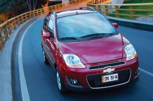 Chevrolet Spark 2014, Manual, 1 litres