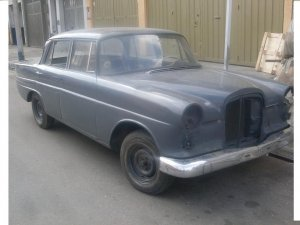 Mercedes-Benz 190 1964, Manual, 9 litres