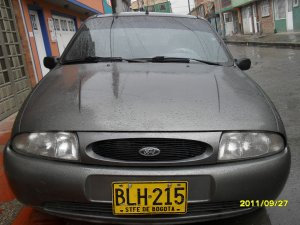 Ford Fiesta 2000, Manual, 1,3 litres