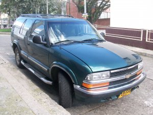 Chevrolet Blazer 1998, Manual, 4,3 litres