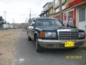 Mercedes-Benz E 1982, Manual, 2.8 litres