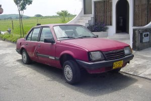 Chevrolet Metro 1988, Manual, 1,8 litres