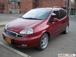 Daewoo Tacuma/Rezzo 2002, Manual, 2.9 litres