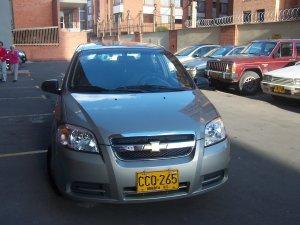 Chevrolet Aveo 2007, Manual, 1.4 litres