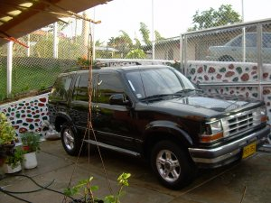 Ford Explorer 1993, Manual, 4,9 litres