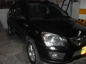 Kia Sportage 2009, Manual