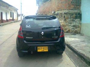 Renault Sandero 2012, Manual, 1,6 litres