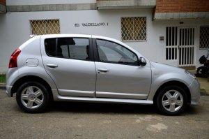 Renault Sandero 2010, Manual, 1,6 litres