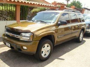 Chevrolet Trailblazer 2004, Automática, 5,3 litres