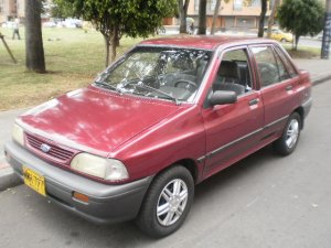 Ford Fiesta 1998, Manual, 1.3 litres