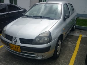 Renault Symbol 2005, Manual, 1,6 litres